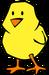 cute little cartoon chick png